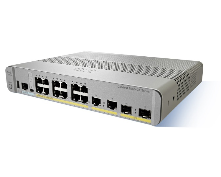 WS-C3560CX-12PC-S фото