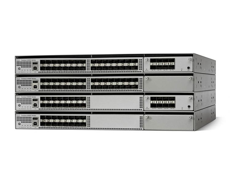 cisco catalyst 4500x фото